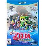 Wii U ** Zelda Wind Walker H D ** Donkey Kong Freeze Y Otros