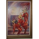Vendo Obra De A Bellorin / Diablos De Yare