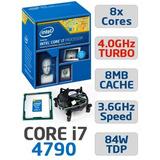 Computadora Intel Core I7 4790