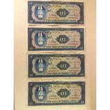 Billetes De 10 Cls. De 1970 Exc. Estado !!!
