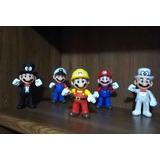 Figuras Mario Bross De Coleccion | Venta Individual