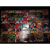 Colección Comics Marvel The Incredible Hulk