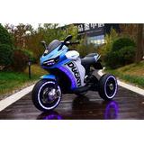 Moto Eléctrica Montable 3 Ruedas Racing El190808