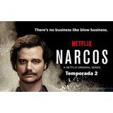 Narcos Temporada 2 Serie