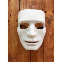 Mascara Totalmente Blanca Para Pintar Somos Tienda San Jose