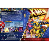 X-men Serie Animada 90s Dvd
