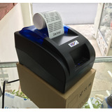 Impresora Usb Térmica 58mm (nuevas En Caja) Mocell Tienda