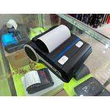 Impresora Usb + Bluetooth 80mm Termica Estuche Gratis