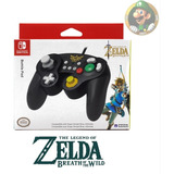 Control Inalámbrico Para Nsw Mario- Estilo Gamecube