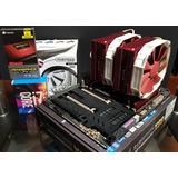 Plataforma Pc Asus Intel X99 I7 6850k, 16gb De Ram Y Cooler
