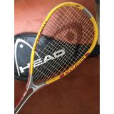 Raqueta Squash Head Titanium.