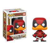 Funko Pop Deadpool The Duck