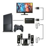 Adaptador A Hdmi 1080pvideo Y Audio 3.5 Playstation 2 Y 3
