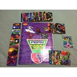 Coleccion Completa Pepsicards Marvel