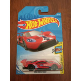 Hot Wheels Ford Gt Race 2016
