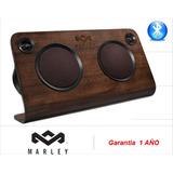 Marley Parlante Em-fa001pt Get Up Stand Bluetooth (sumcomcr)