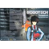 Robotech Serie