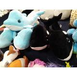 Ballenas, Delfines, Hermosos Peluches