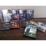 Paquete De Películas Originales Dvd