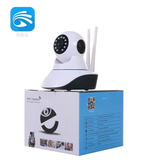 Camara Wifi Hd 355º Motorizada Robotica Graba Y Transmite