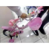 Bici Bicibleta Niña 2 A 4
