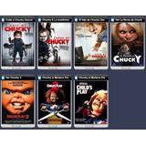 Chuky Colección Películas