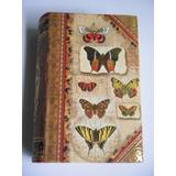 Cajita Estilo Libro Antiguo