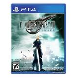 Final Fantasy Vii Remake Ps4 Fisico Sellado Original