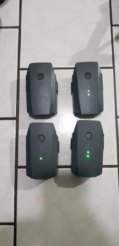Bateria Para Dron Dji Mavic Pro Original Usadas