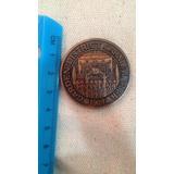 Medalla Antigua Coleccionable 50th Aniversario Marching Jmg