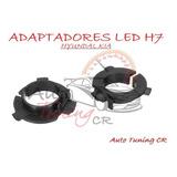 Adaptadores Bombillos Led H7 Hyundai, Kia