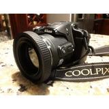 Camara Nikon Coolpix 610