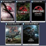 Jurassic Park Colección Películas