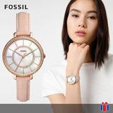 Reloj Fossil Jocelyn Oro Rosa Y Rosa - Original