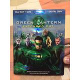 Green Lantern Extended Cut.  Original Blu Ray