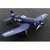 Actualizado Dynam F4u Corsair 1270mm 50inch Envergadura Rc W