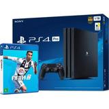 Playstation Ps4 Pro 1 Tb 4k Nuevo En Caja Sellada
