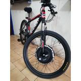 Bicicleta Eléctrica Kit 350w Imotor, Urbanx