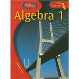 Algebra 1 Mc Graw-hill / Glencoe Mathematics. 2003. Holliday