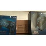 Ps4 Pro 2tb 4k 2 Mandos 3 Juegos Originales Realidad Virtual