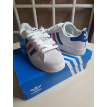 Tennis adidas Superstar Blancas