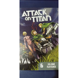 Manga Attack On Titan Volume 06