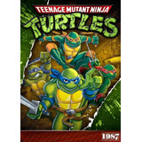 Las Tortuga Ninja 1987 Serie