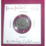 Moneda Arabe Siglo 12 Al-andaluz
