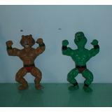 Compra De Estas Figuras Clásicas Noventeras, Muñecos.