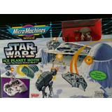Escena De La Batalla De Hoth Star Wars Micro Machines