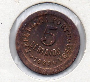 Moneda De Portugal  # 2371 Apo