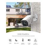 Camara De Seguridad Wifi Hdmi Exterior Ip66 Cooau