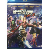 Guardians Of The Galaxy Blu-ray 3d