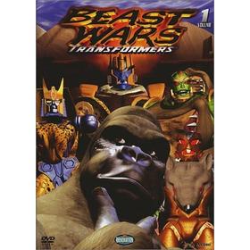 Guerra De Bestias Transformers Serie Animada Tdv